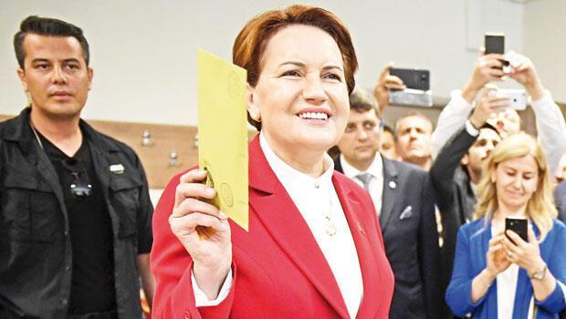 Meclis'te 46 vekille temsil edilmeye hak kazanan parti, Akşener'in kurmayları