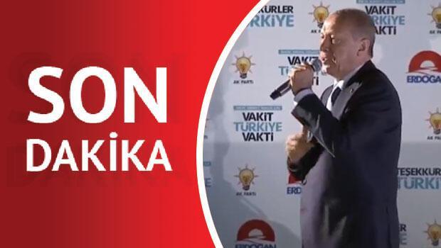 İşte Erdoğan`ın açıklamalarından satırbaşları:- Sevgili milletim, ekranları başında bizi izleyen