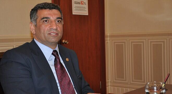 CHP Tunceli Milletvekili Gürsel Erol, Elazığ`dan aday olarak girdiği seçimde