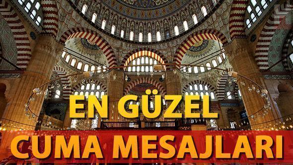 Cuma mesajları cuma gününün gelmesiyle birlikte milyonlarca Müslüman tarafından araştırılmaya
