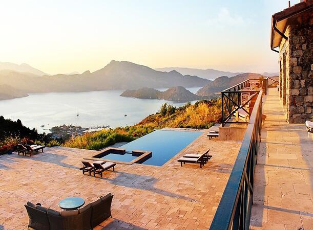 Türkiye'nin en güzel 10 butik oteli! 200 TL'ye doğanın içinde hafta sonu tatili...