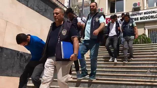 Gümüş takı şirketinde şoför olarak çalışan Emirhan Ş., 25 Haziran
