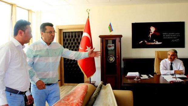 Burdur İl Milli Eğitim Müdürü Mahmut Bayram, cumhuriyet başsavcılığına verdiği