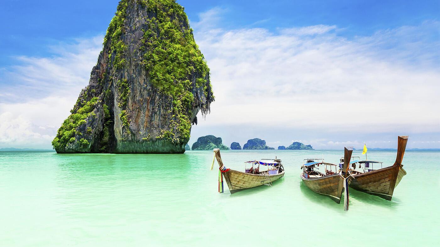 Turizm cenneti Phuket'e gitmek için 10 sebep