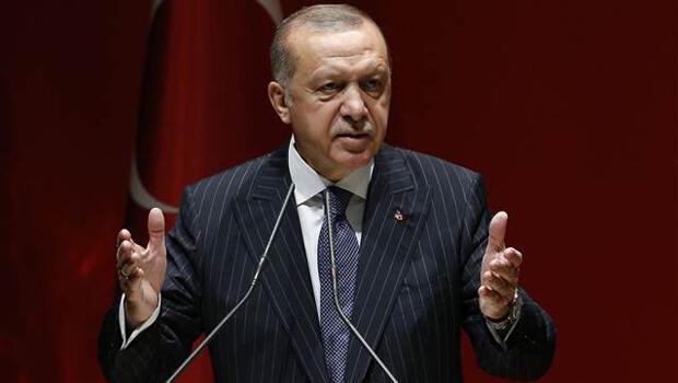Cumhurbaşkanı Erdoğan`ın sözlerinin satır başları şöyle:YSK tarafından önceki gün kesin