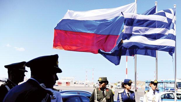 Atina-Moskova hattında kriz