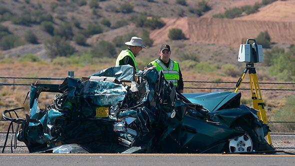 ABD'de zincirleme trafik kazası: 3 ölü, 22 yaralı