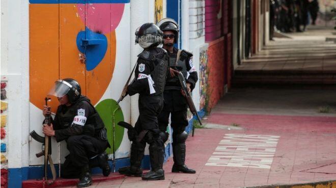 Nikaragua'da son 30 yılda en şiddetli gösteriler: Üç ayda 200'den fazla kişi öldü