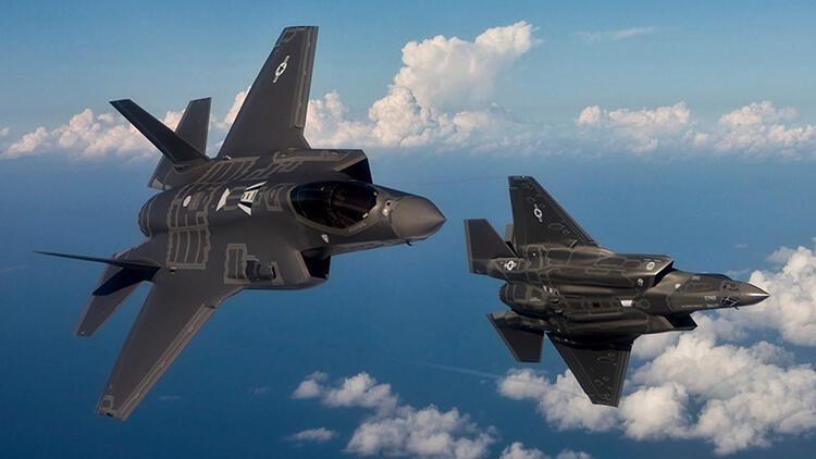 F-35'lerle ilgili Türkiye'ye güzel haber