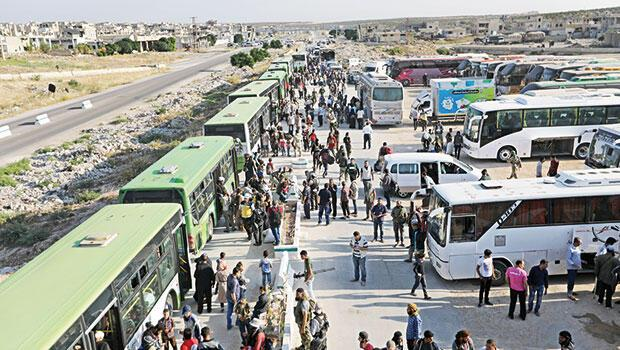 ABD ile pazarlık yapan Rusya: 1.7 milyon Suriyeli dönebilir