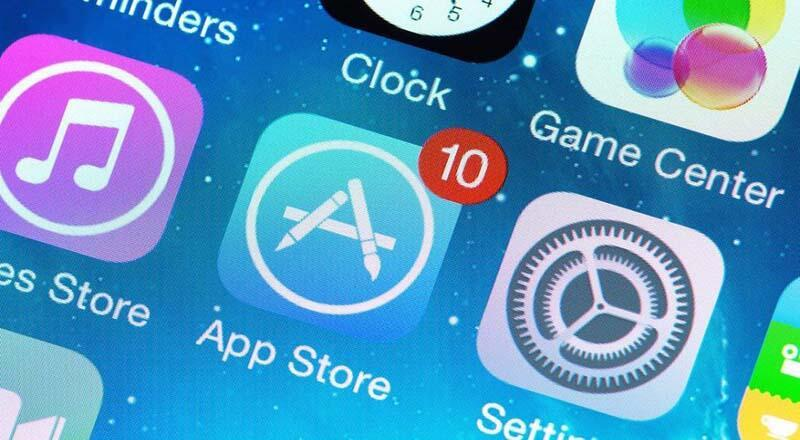 The App Store takes its users to the past to honor the 10th year!