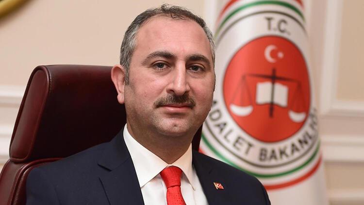 """Bakan Gül'den """"af"""" açıklaması…"""