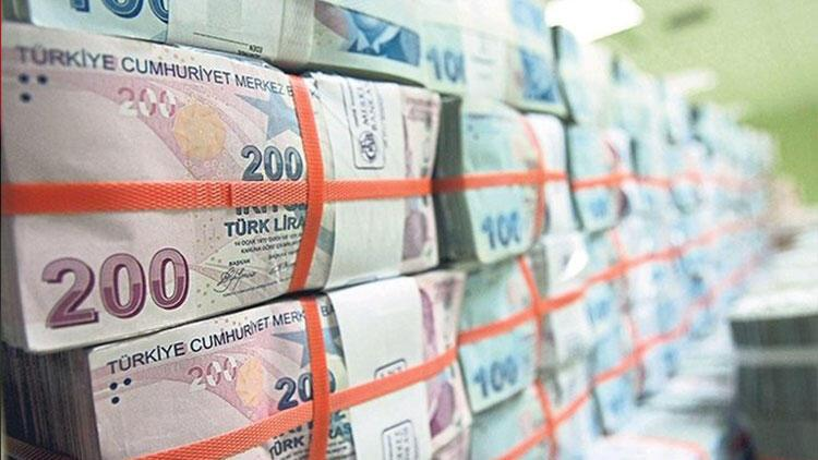 Hazine 1 Milyar 9527 Milyon Lira Borland