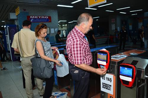 Bu sene 135 TL olarak uygulanan vize ücreti Ankara Büyükşehir