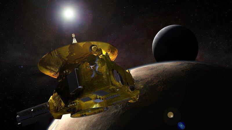 NASA uzay aracı Güneş Sistemi'nin sınırını görüntülemiş olabilir