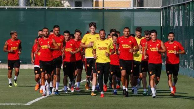 Göztepe Evkur Yeni Malatyaspor'u ağırlıyor