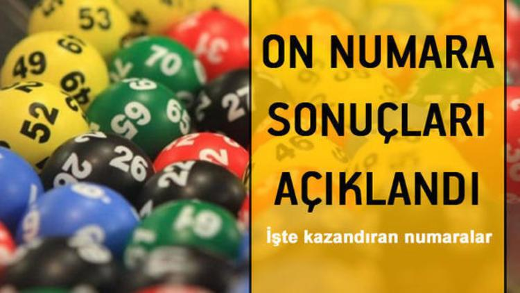 On Number Draw Lottery Results Announced …