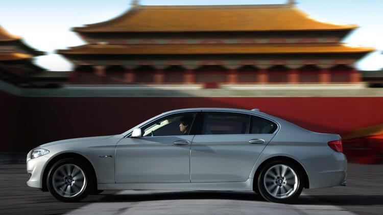 BMW Çin deki 139 binden fazla aracını geri çağırıyor
