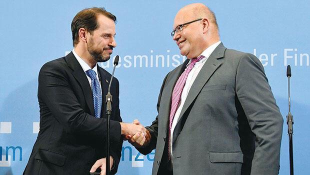 Almanya ile 'iş' baharı