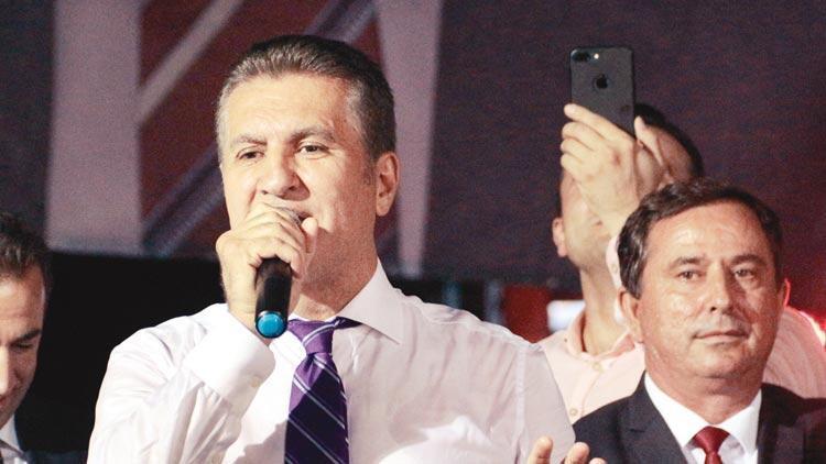 'Büyükşehir adayına destek vereceğim'