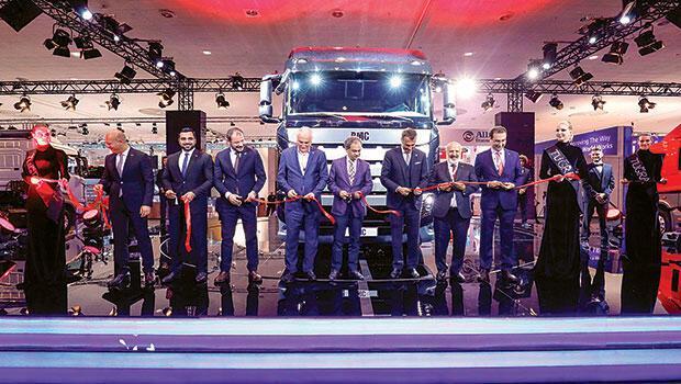 BMC yeni kamyon ailesi Tuğra ile döndü
