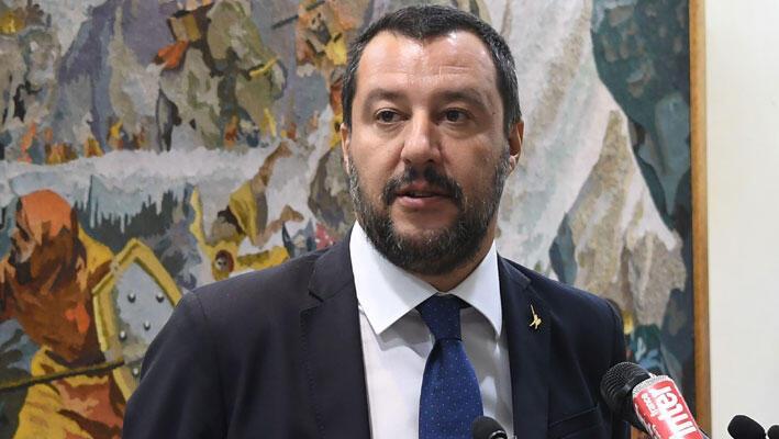 Salvini, AB kurallarını değiştirmek istiyor