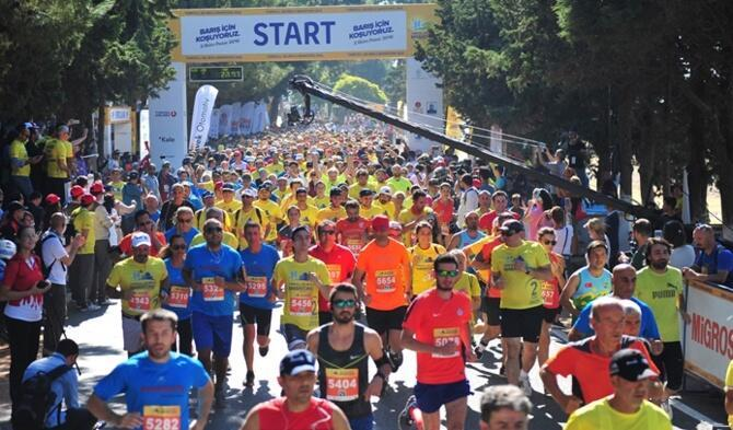 Turkcell Gelibolu Maratonu'na kayıtlar sürüyor