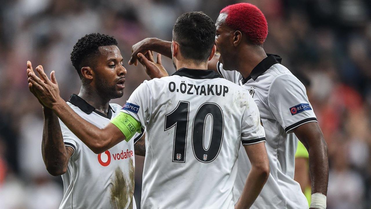 Beşiktaş'ta hedef 2'de 2!