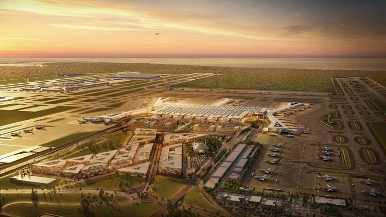 3. havalimanına Big Bang usulü ile taşınma tarihi belli oldu