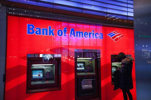 Bank of America'nın üçüncü çeyrek net kârı 6.7 milyar dolar oldu