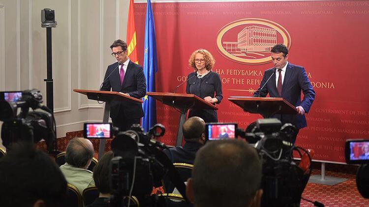 Makedonya, NATO ile müzakerelere başlayacak