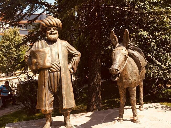 Dünyanın ilk tarım anıtı bu topraklarda