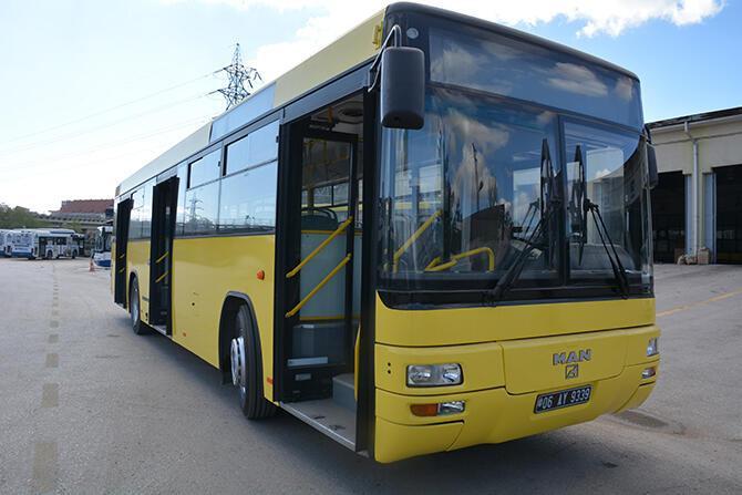EGO'dan  Bosna'ya  otobüs