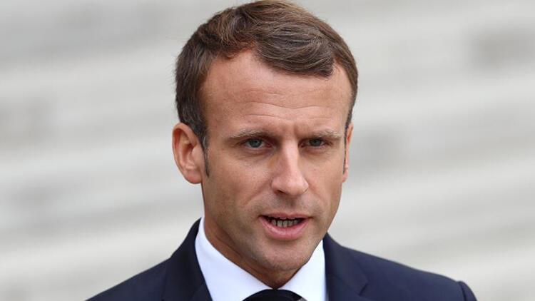 Macron'dan Abdulmehdi'ye yeni dönemde destek verecek