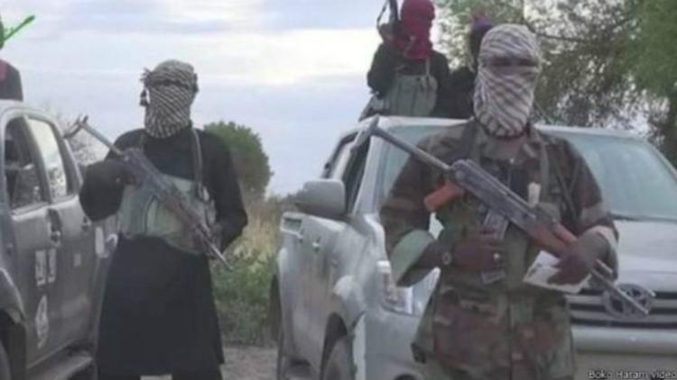 Terör örgütü Boko Haram 12 kişiyi katletti