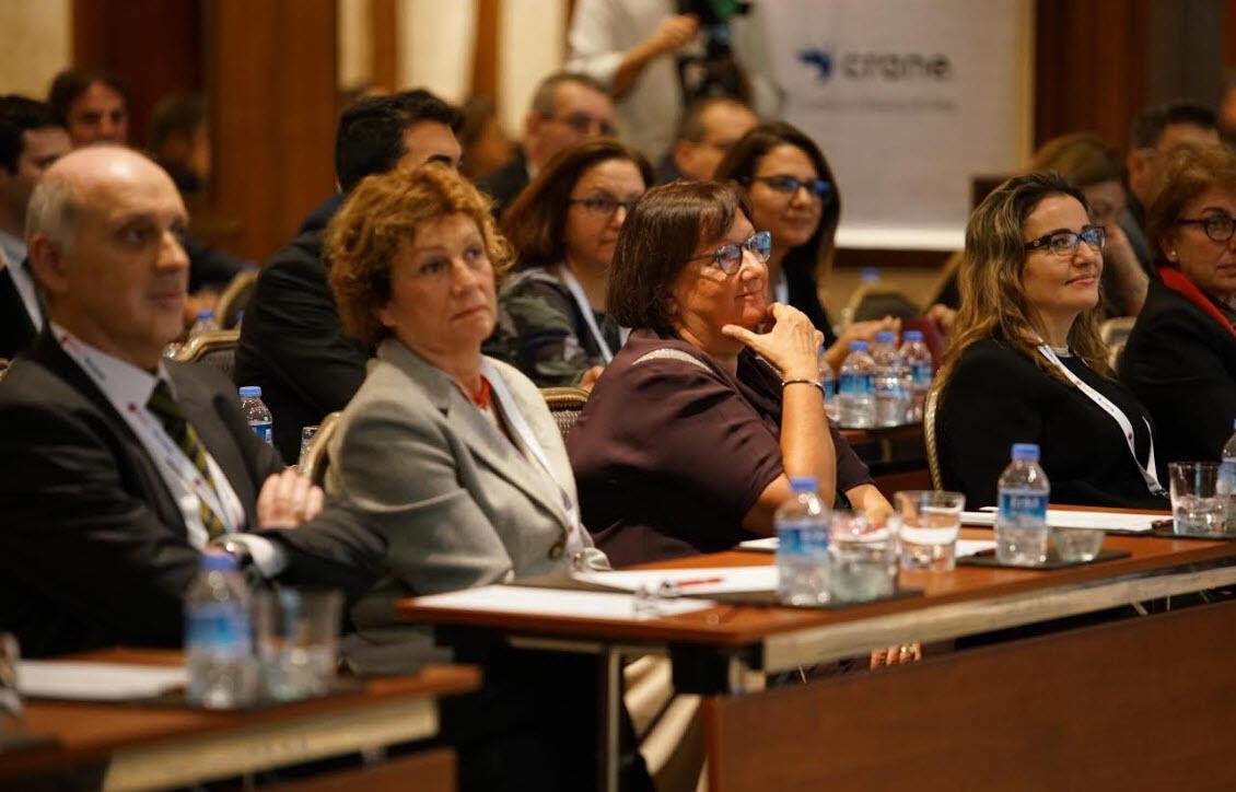 Havayolu teknolojisinin temsilcileri İstanbul'da bir araya geldi