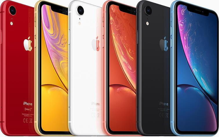 iPhone XR modeli ön siparişe açıldı