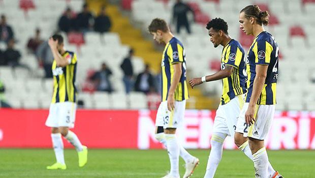 Fenerbahçe'de tarihi çöküş! 150 takım arasında 142. sırada...