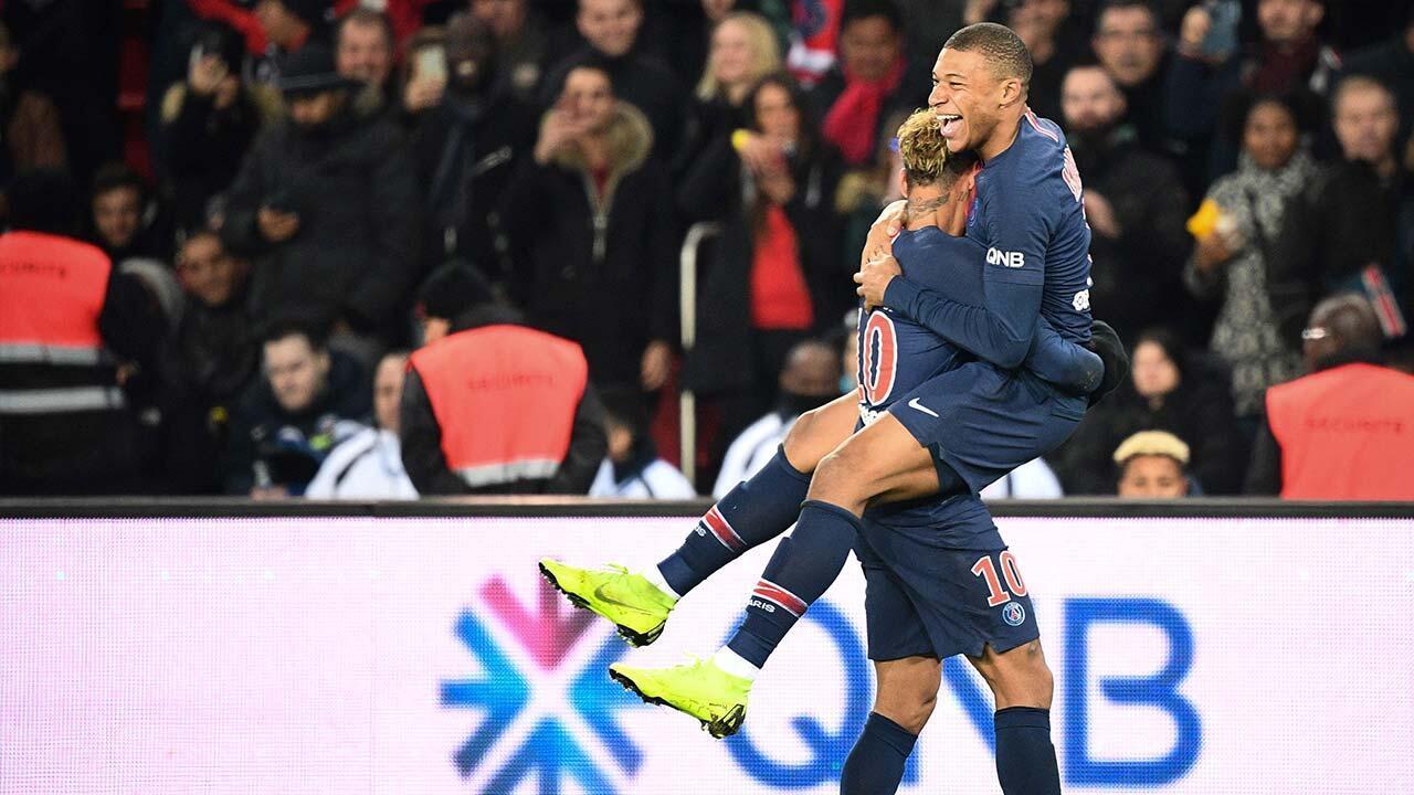 PSG ağır yaralı! Neymar ve Mbappe...