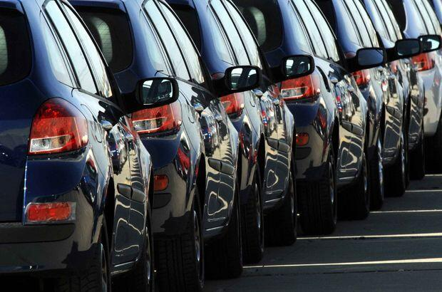 AB'de otomobil satışları ekimde düştü