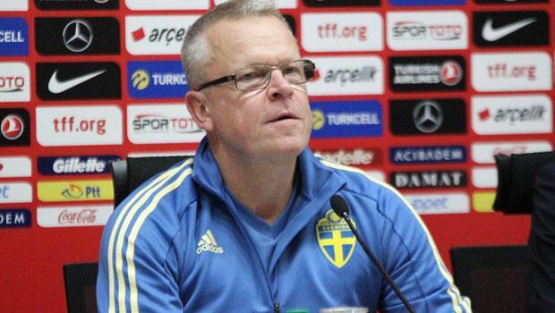 """Janne Andersson: """"Takımımız iyi bir performans sergiledi"""