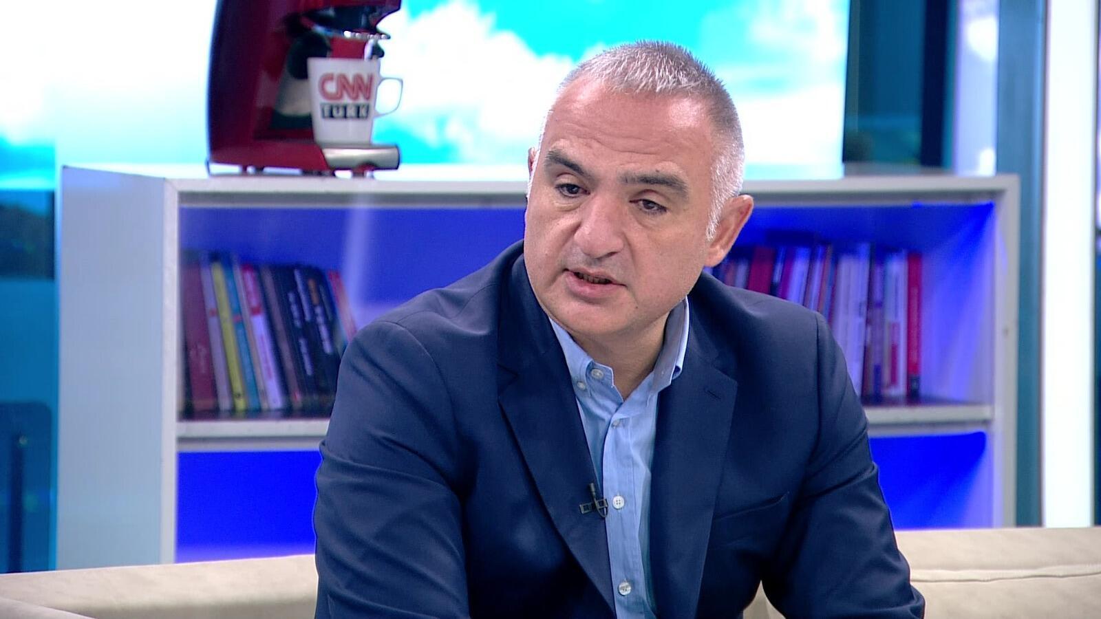 Kültür ve Turizm Bakanı Ersoy'dan çarpıcı sözler: Şimdi bir değişiklik vakti