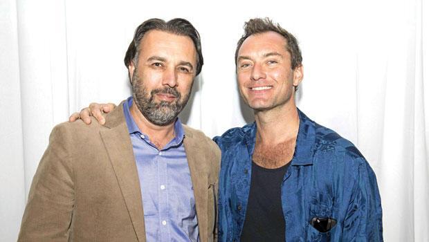 Jude Law: Sıkıcı bir babayım!
