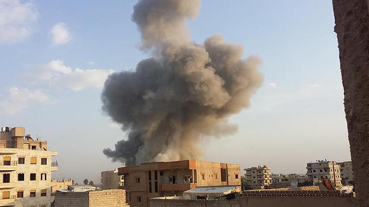 Deyrizor'da şiddetli saldırılar devam ediyor