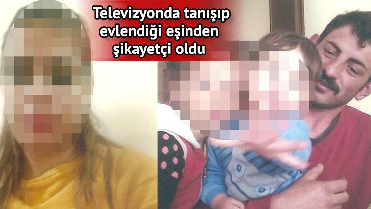 'Televizyonda tanıştığı eşini bırakıp, internette tanıştığı kişiyle kaçtı' iddiası