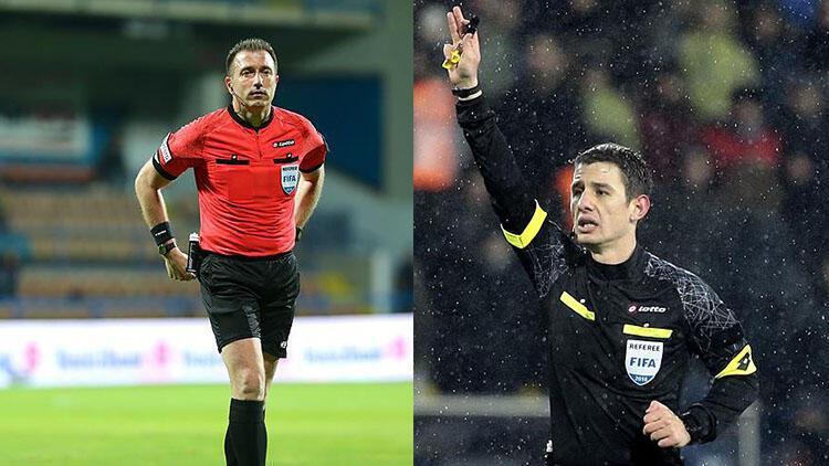 UEFA'dan Meler ve Göçek'e görev!