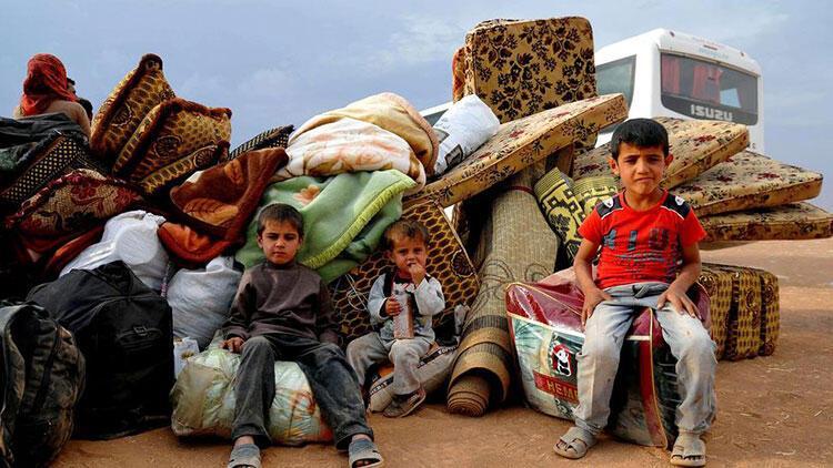 '250 bin Suriyeli mülteci ülkesine geri dönebilir'