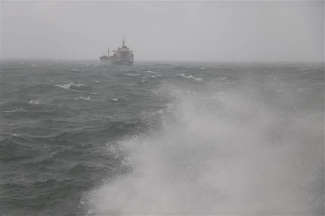 Dikkat! Meteoroloji'den Akdeniz'e şiddetli fırtına uyarısı