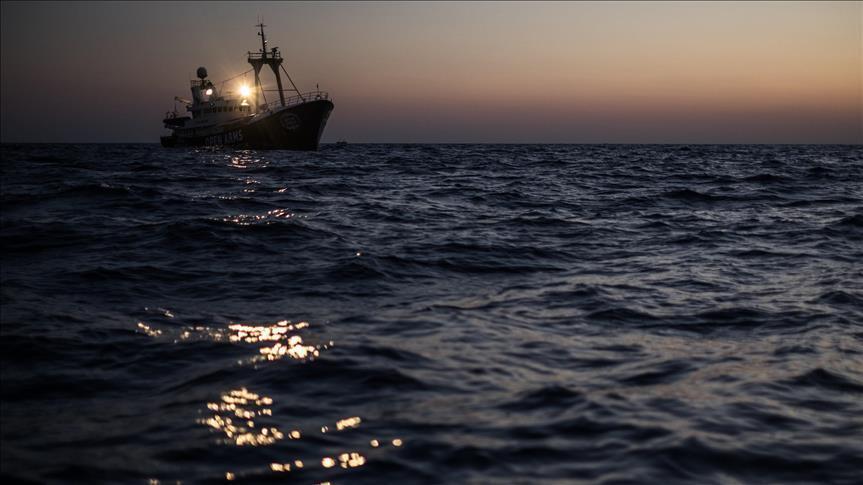 Yük gemisinde 6 ton esrar ele geçirildi