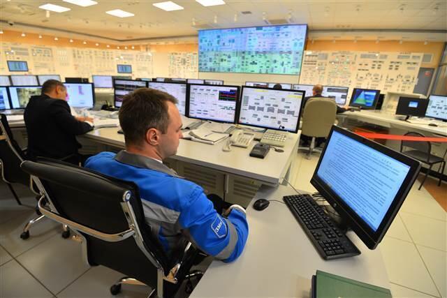 DHA, Akkuyu'nun Rusya'daki referans santraline girdi